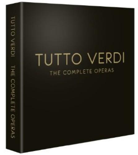 【輸入盤DVD】【送料無料】TUTTO VERDI: COMPLETE OPERAS / TUTTO VERDI: COMPLETE OPERAS (30PC)