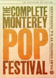 【送料無料】VA / COMPLETE MONTEREY POP FESTIVAL (3 PK) (輸入盤DVD)