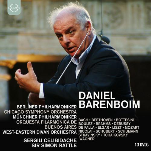 【送料無料 (13PC)】DANIEL BARENBOIM BARENBOIM/ DANIEL BARENBOIM BOX: CONDUCTOR/ (13PC) (輸入盤DVD) (ダニエル・バレンボイム), 八幡東区:580182bc --- malebeauty.xyz