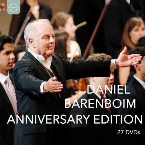 【送料無料】DANIEL BARENBOIM / DANIEL BARENBOIM ANNIVERSARY EDITION (27PC) (輸入盤DVD) (ダニエル・バレンボイム)