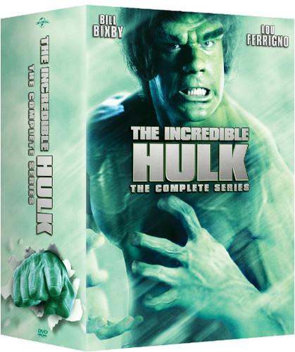 【送料無料】INCREDIBLE HULK: THE COMPLETE SERIES (20PC) (輸入盤DVD)【D2017/11/21発売】, コレクターズ:a84bd194 --- avlog.jp