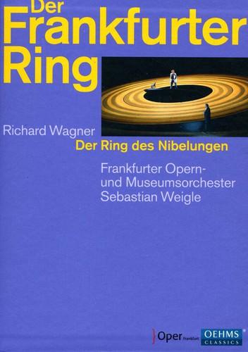 【輸入盤DVD】WAGNER/WEIGL/CHOR DER OPER FRANKFURT / RING DES NIBELUNGEN (8PC)
