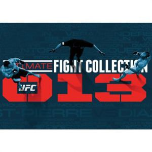 【送料無料】ULTIMATE FIGHT COLLECTION 2013 (輸入盤DVD)