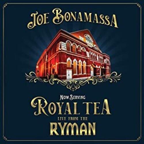 ただ今クーポン発行中です 輸入盤DVD JOE 特価品コーナー☆ お値打ち価格で BONAMASSA NOW SERVING: ROYAL TEA: RYMAN DM2021 FROM 21発売 LIVE 5 THE