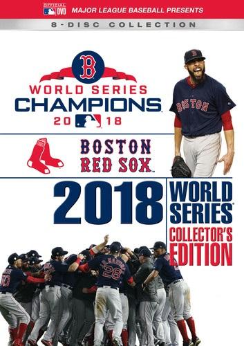 ただ今クーポン発行中です 輸入盤DVD 好評 2018 WORLD SERIES COLLECTOR'S 8PC 12 EDITION ショップ DM2018 4発売