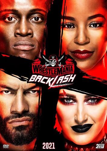 <title>ただ今クーポン発行中です 輸入盤DVD WWE: WRESTLEMANIA BACKLASH 売却 2021 2PC D2021 6 15発売</title>