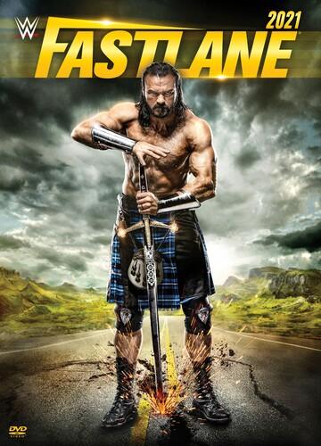 ただ今クーポン発行中です 輸入盤DVD WWE: 春の新作続々 FASTLANE 2021 D2021 送料0円 4発売 5 2PC