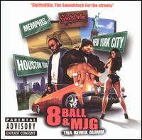 8 Ball & MJG / Ghettoville The Soundtracks (import board CD) (eight ball & MJG)