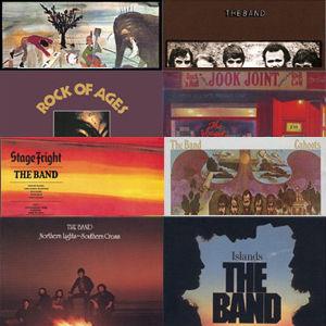 【送料無料】The Band / Capitol Albums 1968-1977 (Box)【輸入盤LPレコード】(ザ・バンド)