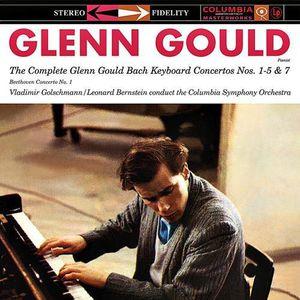 【輸入盤LPレコード】Glenn Gould / Complete Glenn Gould Bach Keyboard Ctos(グレン・グールド)