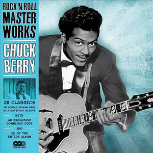 【送料無料】Chuck Berry / Rock 'N Roll Masterworks【輸入盤LPレコード】(チャック・ベリー)