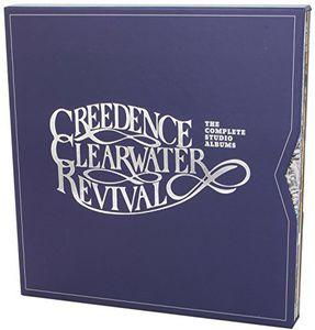 【送料無料】CCR (Creedence Clearwater Revival) / Complete Studio Albums (Box)【輸入盤LPレコード】(CCR)