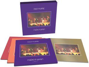 【送料無料】Deep Purple / Made In Japan (Deluxe Vinyl) (UK盤)【輸入盤LPレコード】(ディープ・パープル)