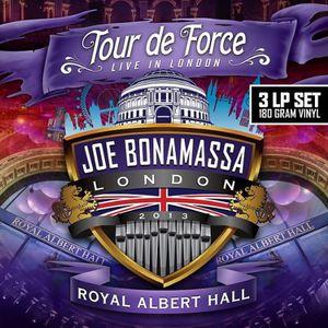【送料無料】Joe Bonamassa / Tour De Force-Royal Albert Hall (UK盤)【輸入盤LPレコード】(ジョー・ボナマッサ)