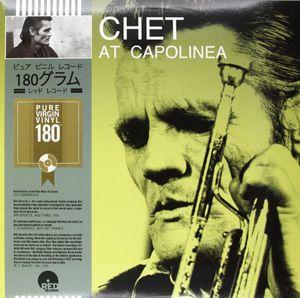 【送料無料】Chet Baker / At Capolinea (イタリア盤)【輸入盤LPレコード】(チェット・ベーカー)