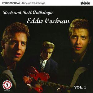 【送料無料】Eddie Cochran / Rock Anthologie 1 (カナダ盤)【輸入盤LPレコード】(エディ・コクラン)