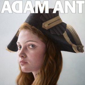 【送料無料】Adam Ant / Is The Blueblack Hussar In Marrying The Gunner Dau【輸入盤LPレコード】(アダム・アント)