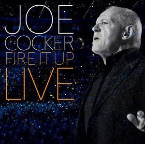 【送料無料】Joe Cocker / Fire It Up: Live (オランダ盤)【輸入盤LPレコード】(ジョー・コッカー)
