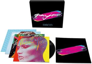 【送料無料】Grace Jones / Portfolio/Fame/Muse-The Disco Years Trilogy【輸入盤LPレコード】(グレース・ジョーンズ)