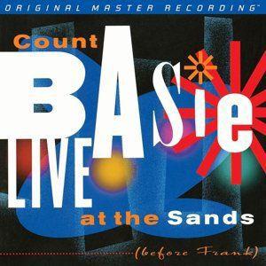 【送料無料】Count Basie / Live At The Sands (Limited Edition) (180 Gram Vinyl)【輸入盤LPレコード】(カウント・ベイシー)