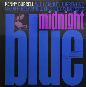 【送料無料】Kanny Burrell / Midnight Blue (180 Gram Vinyl)【輸入盤LPレコード】(ケニー・バレル)