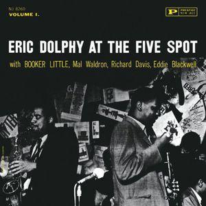 【輸入盤LPレコード】Eric Dolphy / At The Five Spot 1(エリック・ドルフィー)