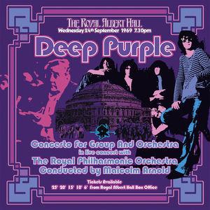 【送料無料】Deep Purple / Concerto For Group & Orchestra (2002 Remix) (リマスター盤)【輸入盤LPレコード】(ディープ・パープル)