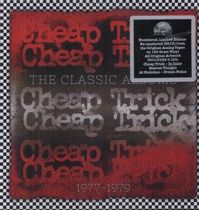 【輸入盤LPレコード】【送料無料】Cheap Trick / Classic Albums 1977-1979(チープ・トリック)