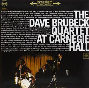【送料無料】Dave Brubeck / At Carnegie Hall (180 Gram Vinyl)【輸入盤LPレコード】(デイヴ・ブルーベック)