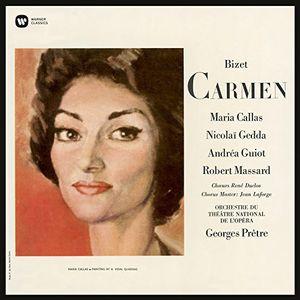 【送料無料】Maria Callas / Carmen【輸入盤LPレコード】(マリア・カラス)