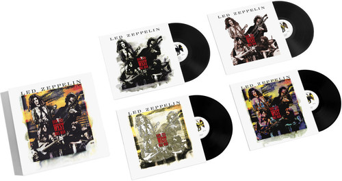 【送料無料】Led Zeppelin / How The West Was Won【輸入盤LPレコード】【LP2018/3/23発売】(レッド・ツェッペリン)