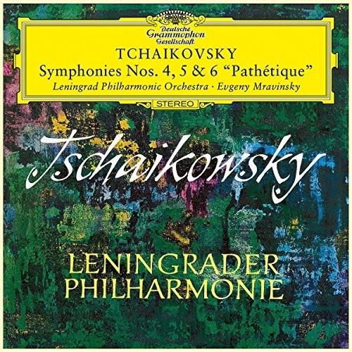 【送料無料】Tchaikovsky/Leningrad Philharmonic Orch/Mravin / Symphony No 4 In F Minor Op 36 Th 27【輸入盤LPレコード】【LP2018/2/16発売】