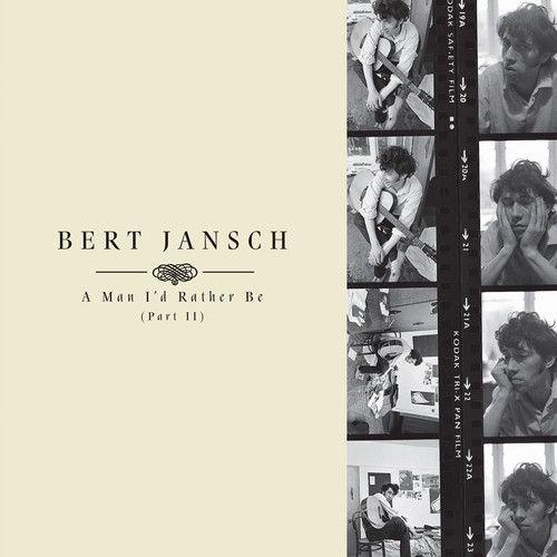 【輸入盤LPレコード】【送料無料】Bert Jansch / A Man I'd Rather Be Part 2【LP2018/2/23発売】
