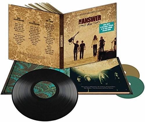 【輸入盤LPレコード】Answer / Rise (10th Anniversary Edition) (UK盤)