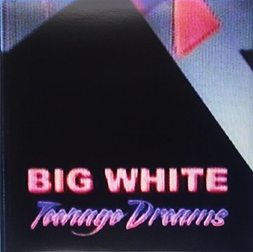 【輸入盤LPレコード】Big White / Teenage Dreams (オーストラリア盤)