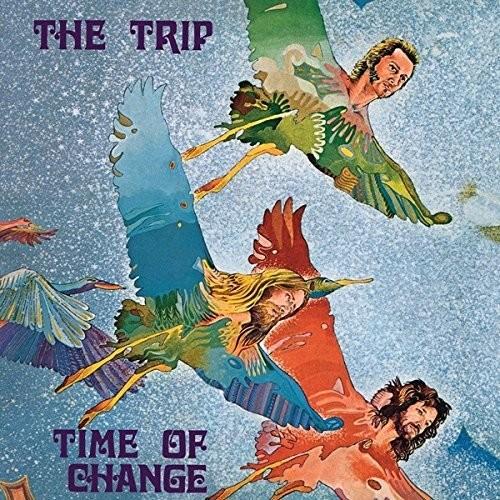 【送料無料】Trip / Time Of Change (w/CD) (Colored Vinyl) (イタリア盤)【輸入盤LPレコード】【LP2018/1/26発売】