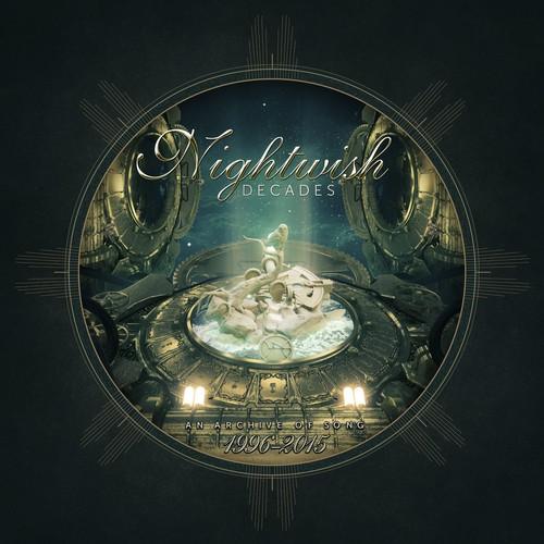 【送料無料】Nightwish / Decades (UK盤)【輸入盤LPレコード】【LP2018/3/16発売】(ナイトウィッシュ)