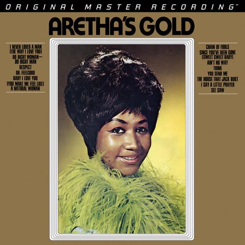 【送料無料】Aretha Franklin / Aretha's Gold (Limited Edition) (180gram Vinyl)【輸入盤LPレコード】【LP2017/9/8発売】(アレサ・フランクリン)