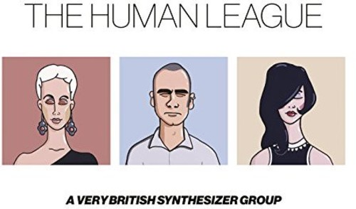 【送料無料】Human League / Anthology: A Very British Synthesizer Group (Limited Edition)【輸入盤LPレコード】【LP2018/1/12発売】(ヒューマン・リーグ)