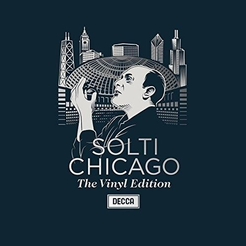 【輸入盤LPレコード】Chicago Symphony Orchestra/Solti / Chicago Years【LP2017/11/10発売】