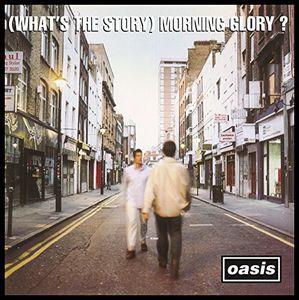 【輸入盤LPレコード】Oasis / (Whats The Story) Morning Glory (w/CD) (w/Bonus 7