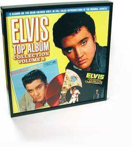 【送料無料】Elvis Presley / Top Album Collection 2 (Box)【輸入盤LPレコード】(エルヴィス・プレスリー)