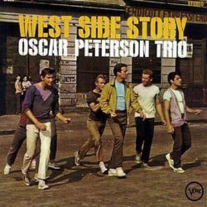 【輸入盤LPレコード】【送料無料】Oscar Peterson Trio / West Side Story(オスカー・ピーターソン)