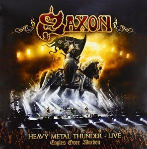 【送料無料】Saxon / Heavy Metal Thunder: Live Eagles Over Wacken【輸入盤LPレコード】(サクソン)