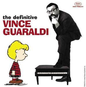 【送料無料】Vince Guaraldi / Definitive Vince Guaraldi (Box)【輸入盤LPレコード】(ヴィンス・ガラルディ)