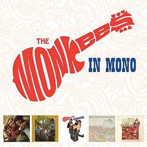 【輸入盤LPレコード】【送料無料】Monkees / Monkees In Mono (Box) (180 Gram Vinyl)(モンキーズ)