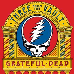【送料無料】Grateful Dead / Three From The Vault (Gatefold LP Jacket) (リマスター盤)【輸入盤LPレコード】(グレイトフル・デッド)