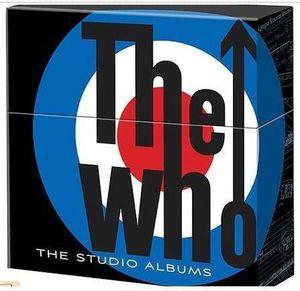【輸入盤LPレコード】【送料無料】Who / Studio Albums (Box)(フー)