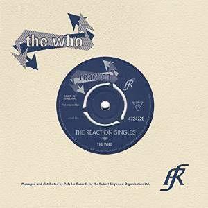 【送料無料】Who / Reaction Singles (Box)【輸入盤LPレコード】 (フー)