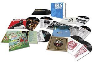 【送料無料】Eels / Complete Dreamworks Albums (180 gram Vinyl) (Box)【輸入盤LPレコード】(イールズ)